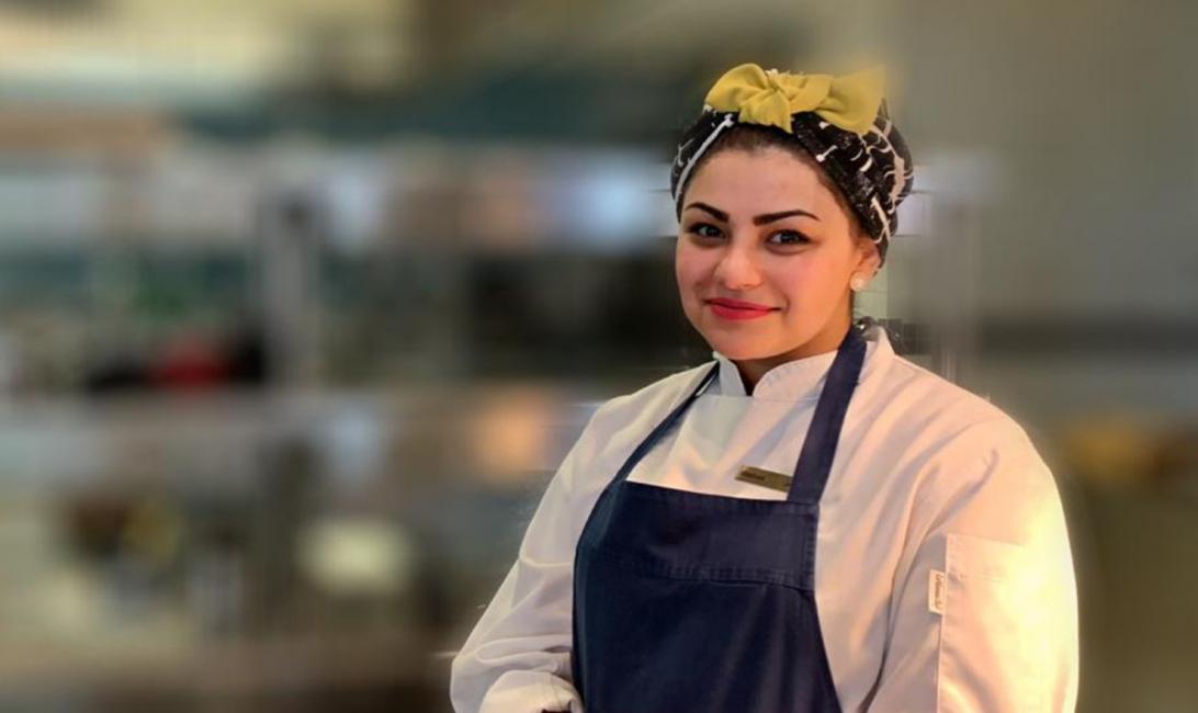 #CatererAwards, Saudi, Riyadh, Female chef, Kitchen hero