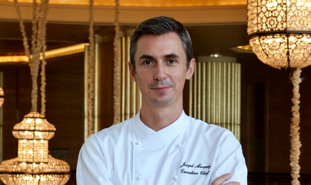 St regis, Abu Dhabi, Chef appointment, New hire