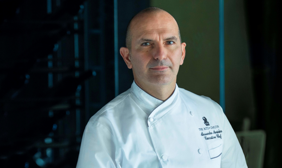 Alessandro montedoro, Abu Dhabi, The Ritz-Carlton, Executive chef, New hire, Appointments