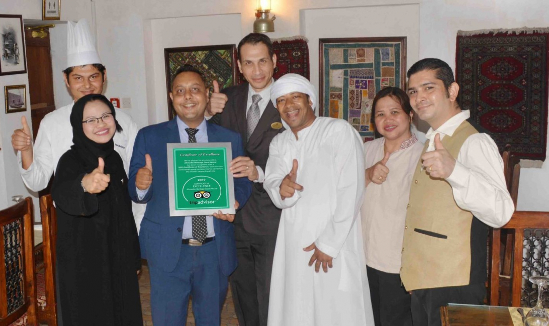Barjeel al arab, Dubai restaurant, Emirati cuisine
