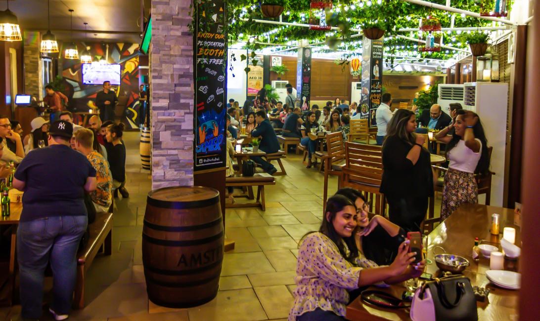 Ubk, Urban bar and kitchen, Brunch deal, Dubai