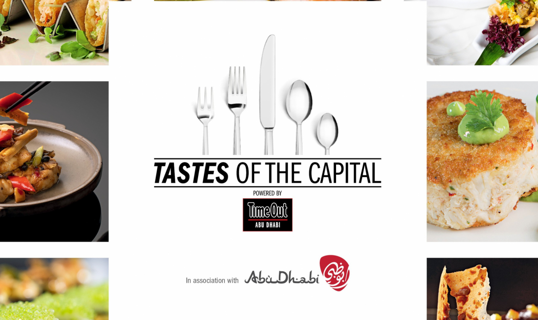 Tastes of the capital, Abu Dhabi