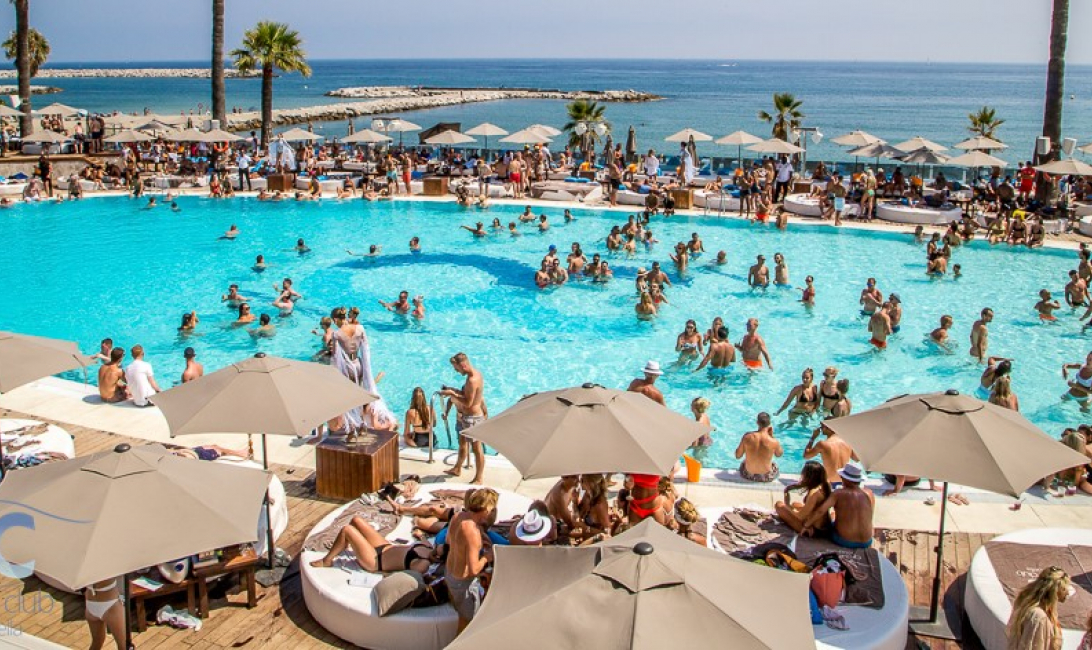Drift beach dubai, Drift beach club, Beach club dubai