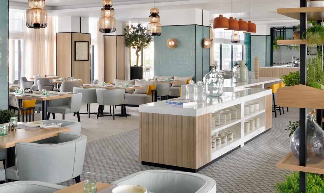 Restaurant, Dubai