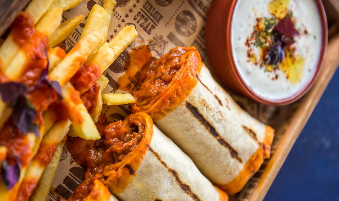 National kebab day, La mer, Kaftan