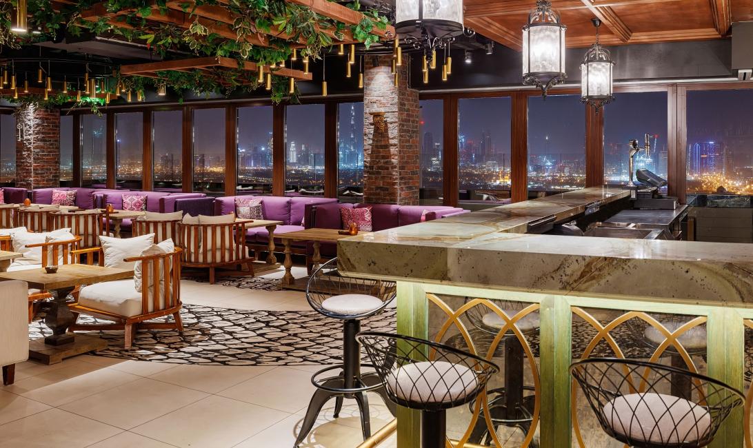 Eve, Dubai lounge, Nightclub, Eve penthouse