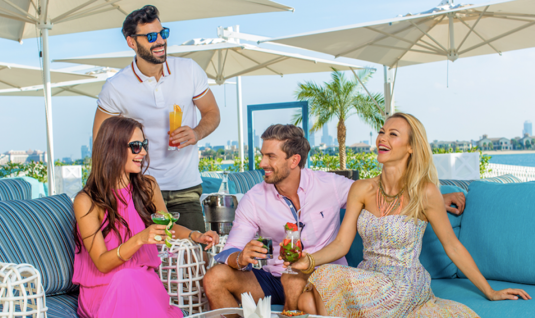 Sofitel The Palm, All-inclusive, Dubai, Drinks