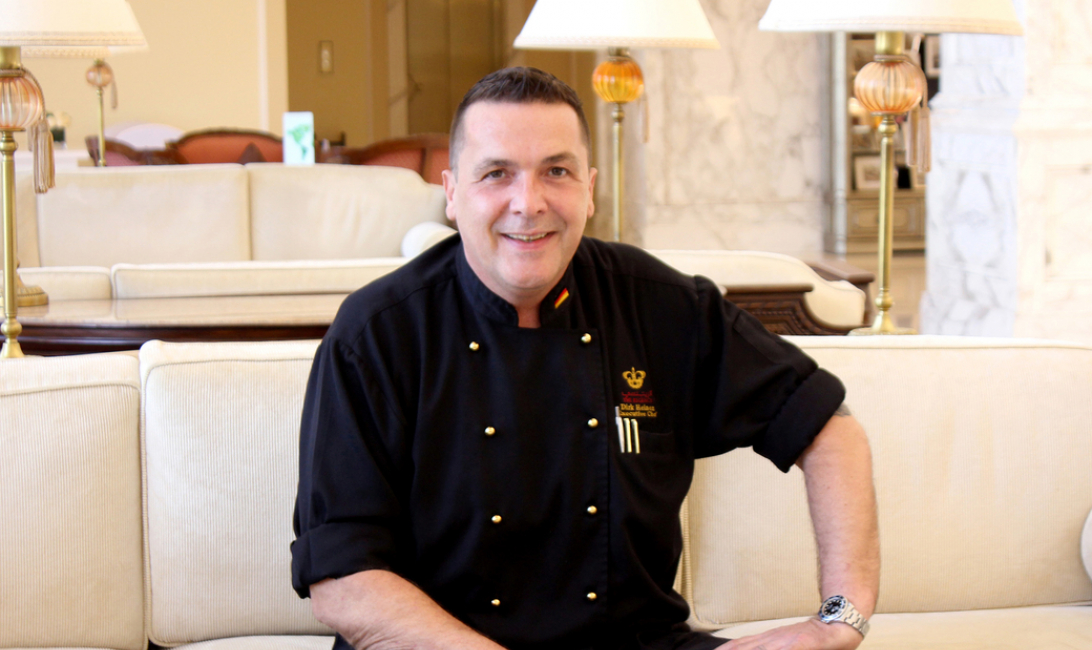 Dirk heinen, New hire, New appointment, Executive chef, Kuwait