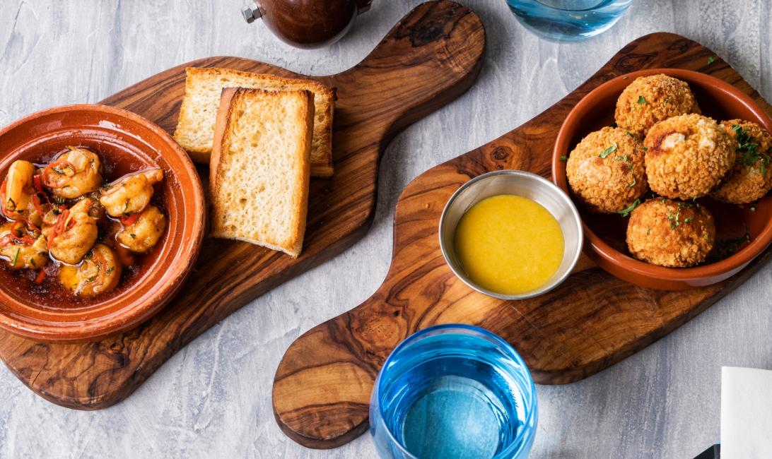Riva ristorante, Palm jumeirah, Summer menu, Mediterranean cuisine