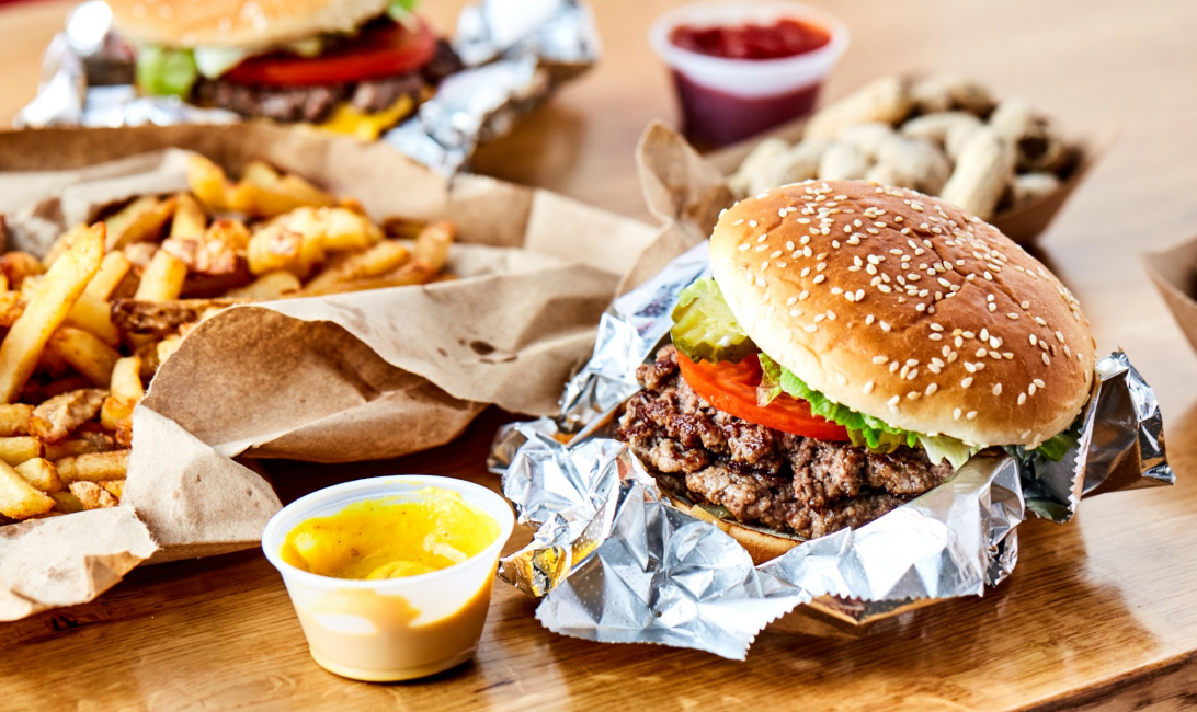 Fast food, Dubai burger, Five Guys, American cuisine, Delivery only