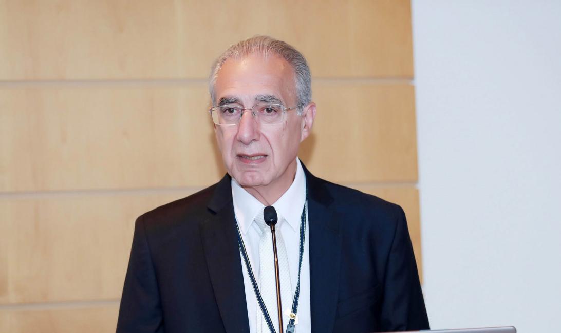 Rubens Hannun, president, ABCC