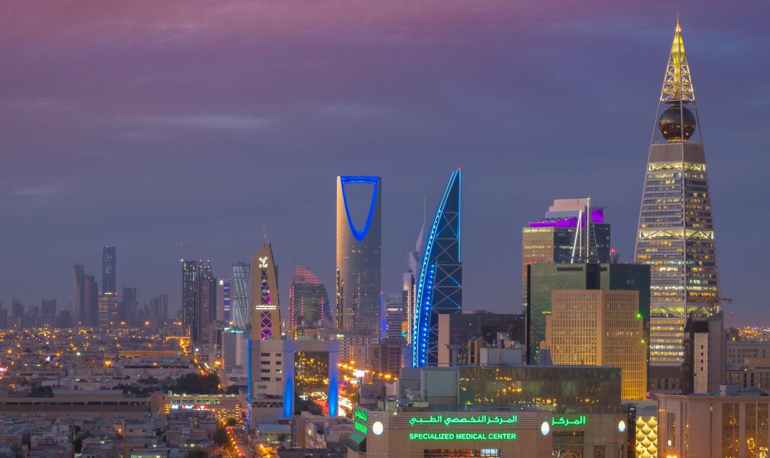 Riyadh, Marriott, Dubai, F&B