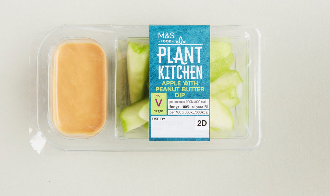 Marks and spencer, Vegan range