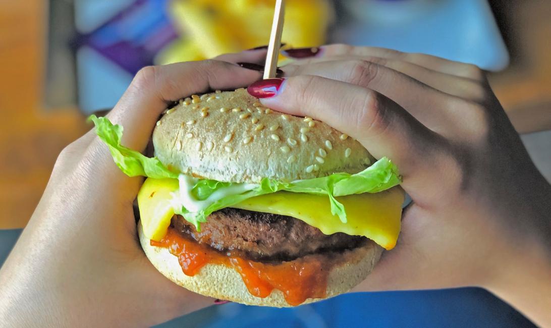 Burgerfuel, Beyond burger, Vegan, Plant-based, Vegetarian