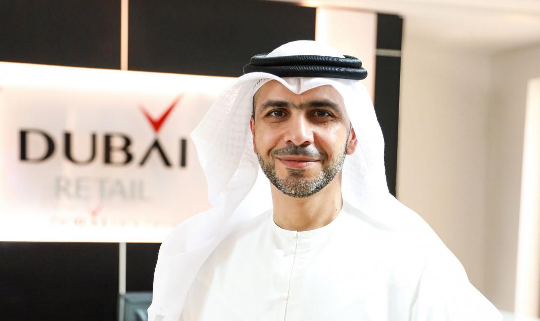 Nabil Ramadhan CEO of Dubai Retail