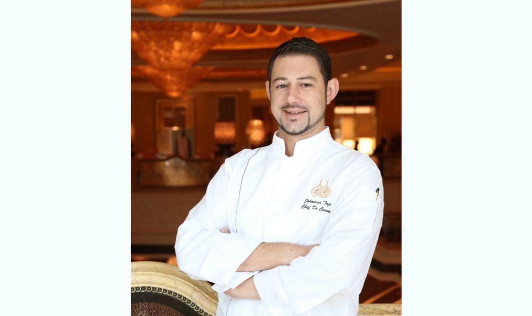 New hire, Emirates palace, Abu Dhabi