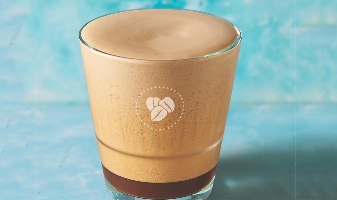Costa coffee, Espresso, Iced coffee