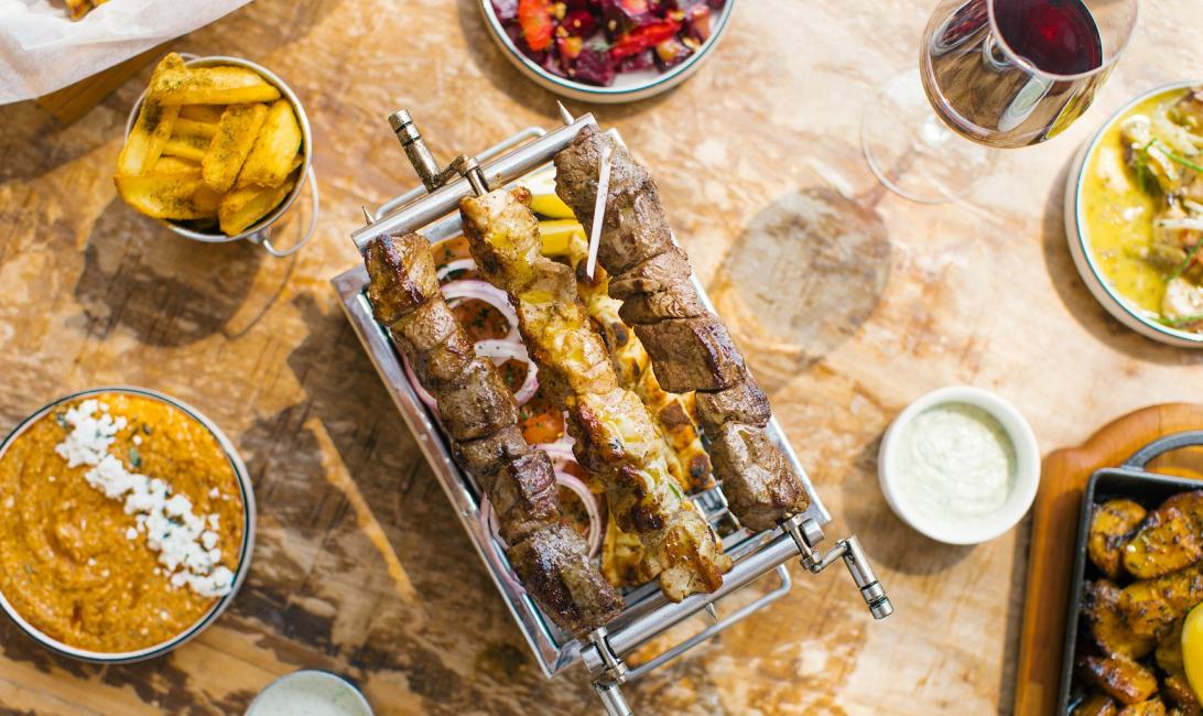 Global dining campaign, Souk  madinat jumeirah