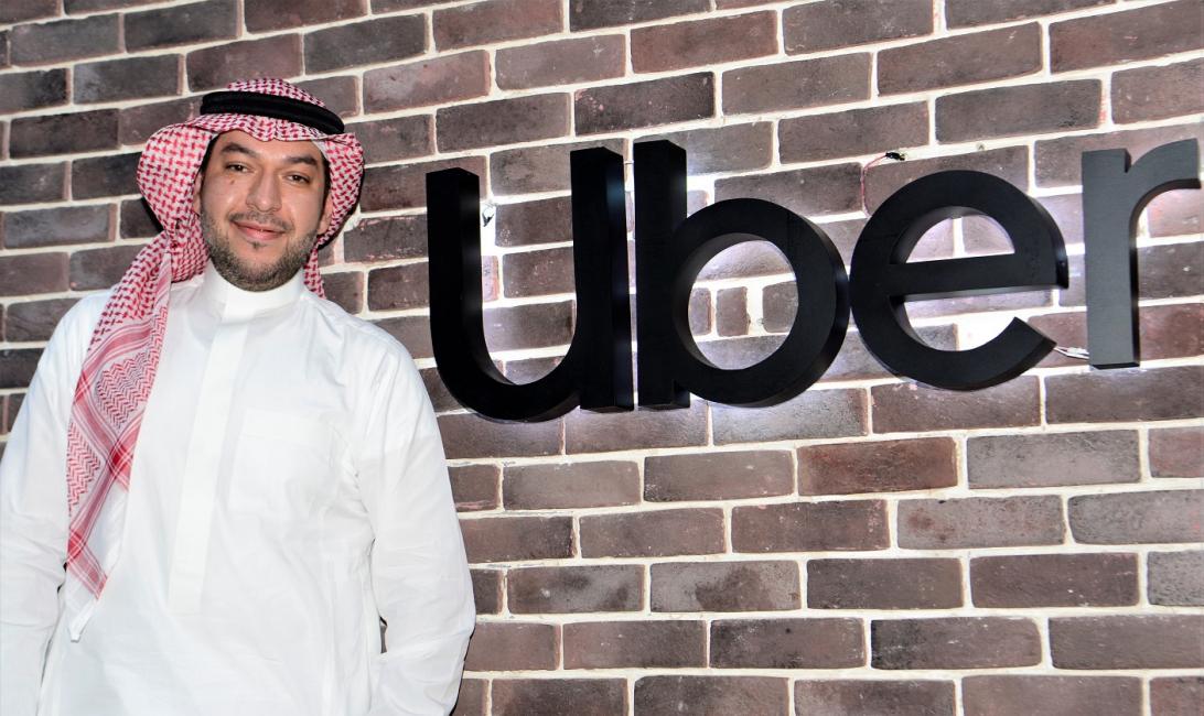Assad Numan was GM of Uber Eats Saudi Arabia