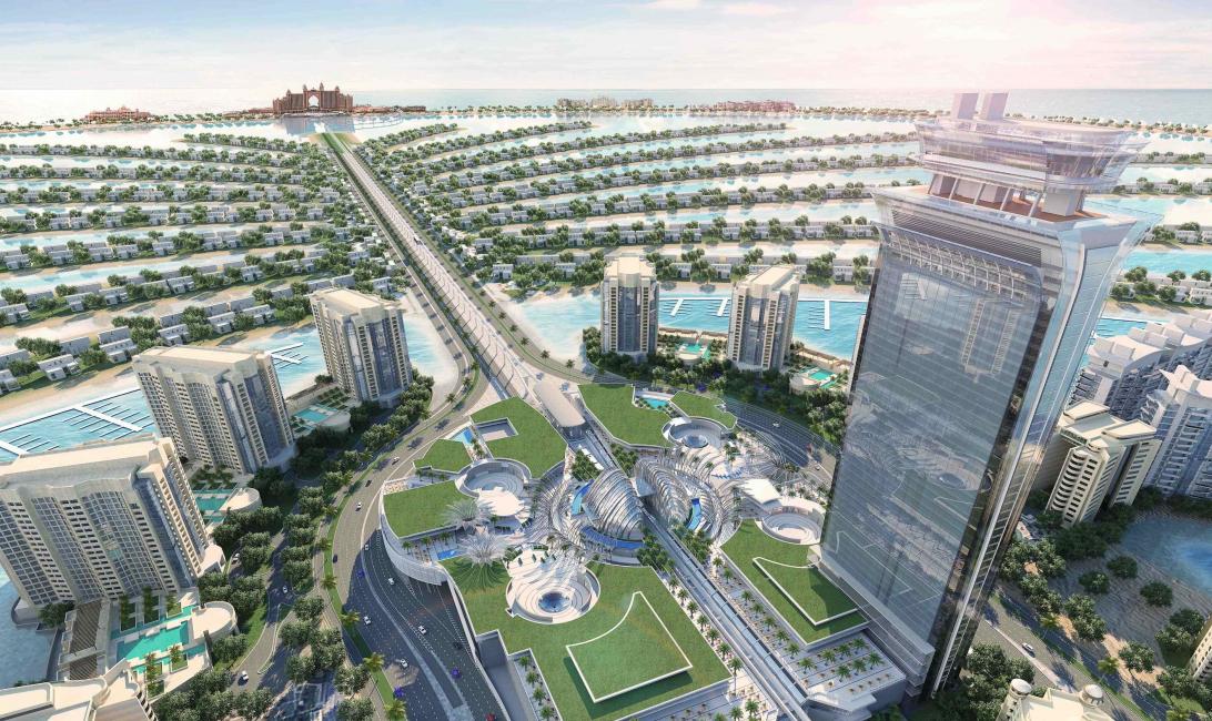 Sushisamba, Sunset hospitality, The palm, Dubai