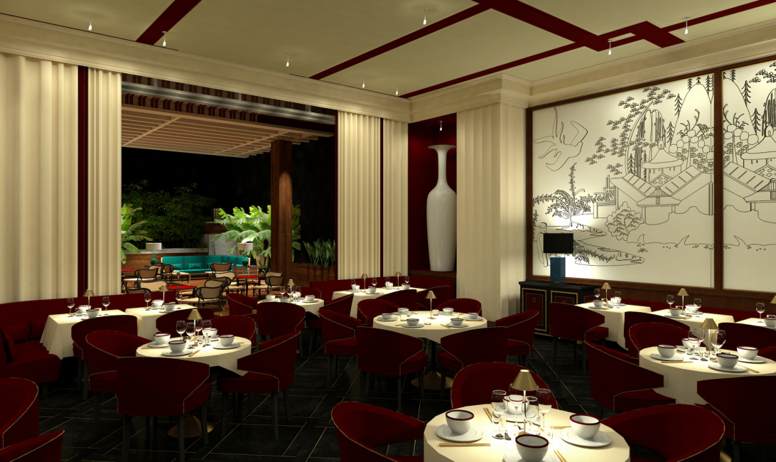 Shanghai Me is set to open at DIFC.