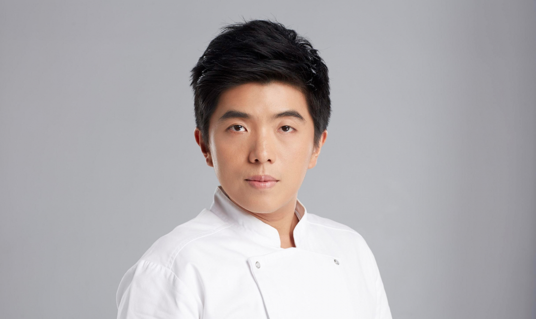 Thitid Tassanakajohn, otherwise known as chef Ton, of Le Du.