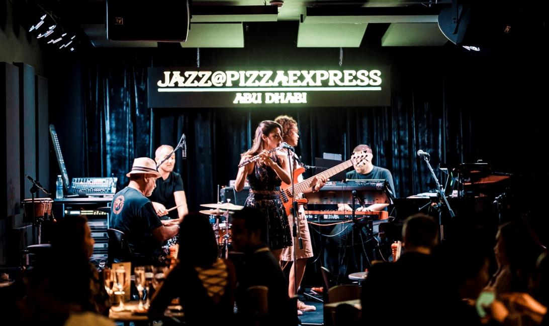 Jazz@PizzaExpress.