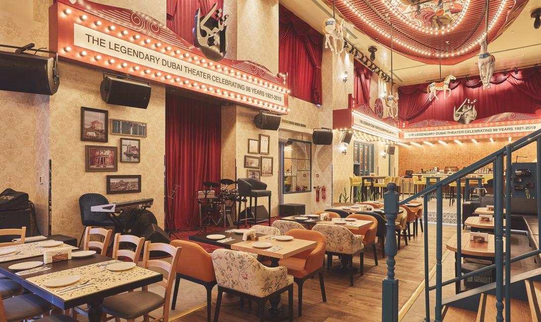 Antika Bar Dubai launches Friday brunch - Restaurants ...