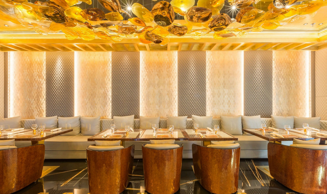 Majlis by Doors is a private dining experience.