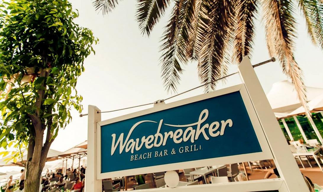 Age-based discounts at Wavebreaker.