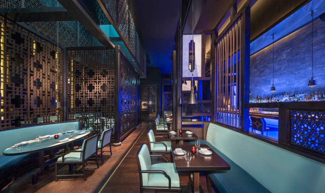 Hakkasan will offer a set menu for Chinese New Year