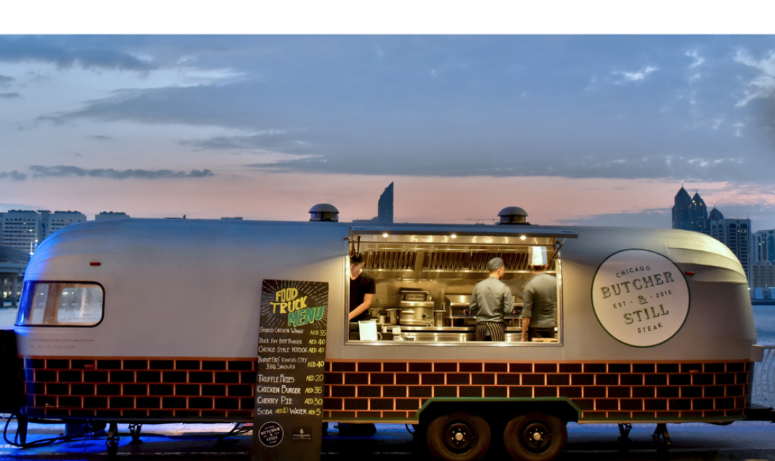 The Butcher & Still food truck