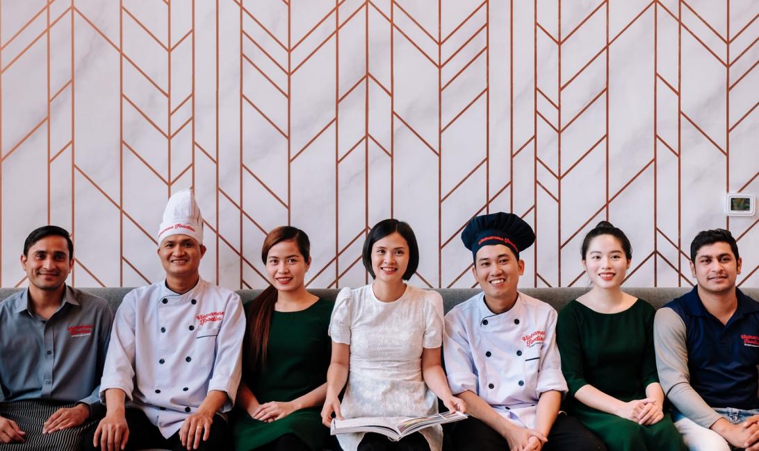 The team at Vietnamese Foodies.