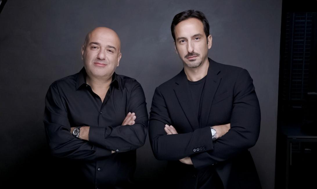 Nazih Hafez and Antonio Gonzalez.