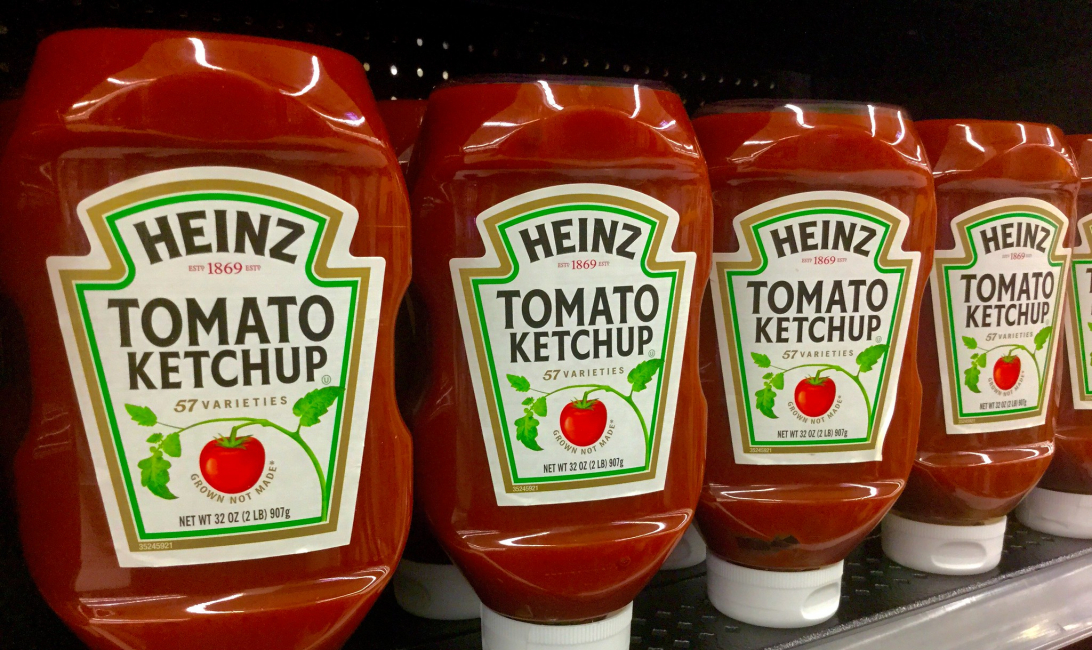 Heinz Ketchup will be available from Bidfood UAE.