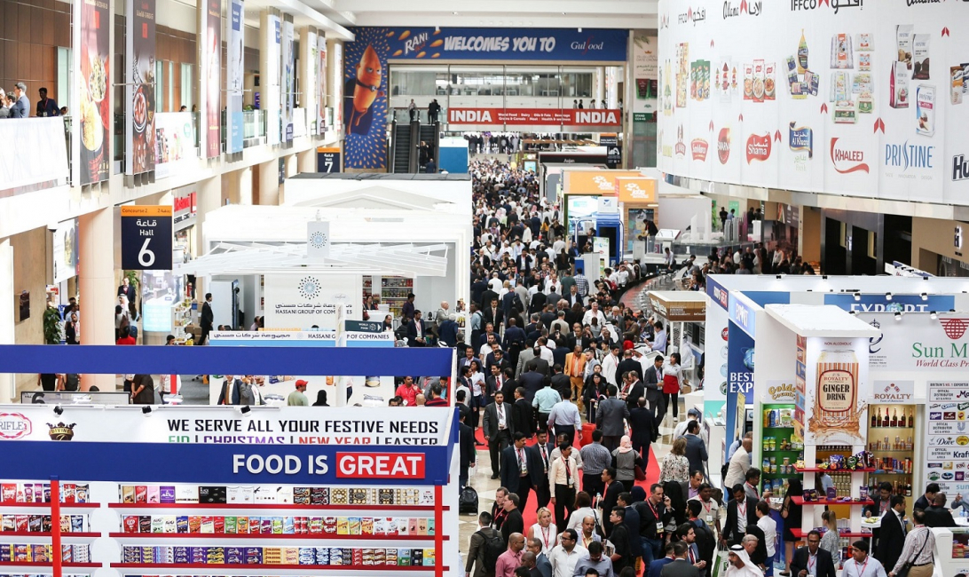 Gulfood, the world's largest annual food & beverages trade show, set for its silver anniversary next month