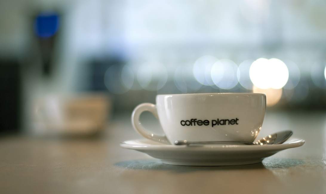 Coffee Planet, Cafe, Coffee, Sustainable, Green, Dubai, Mall