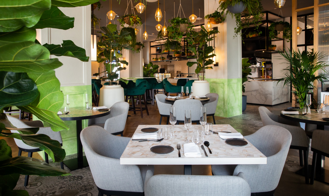 Soulgreen is one of the restaurants taking part