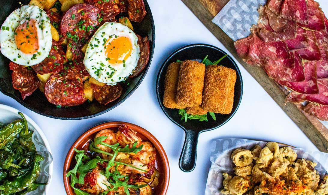 Boca DIFC is launching its La Taperia virtual brand to take advantage of delivery