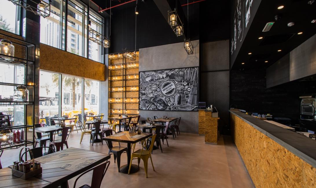 Operation: Falafel has increased its menu