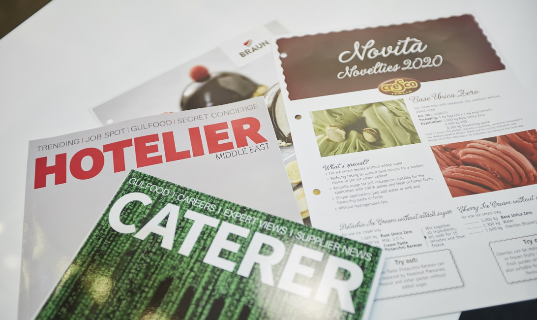 ITP has made the digital editions of all its magazines available for free, including Caterer and Hotelier.