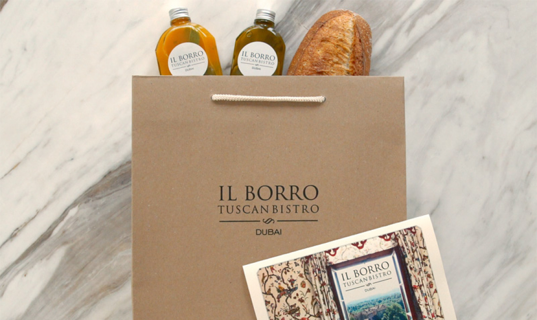 The bistro first opened its doors in 2017, becoming the first Il Borro dining concept outside of Italy.