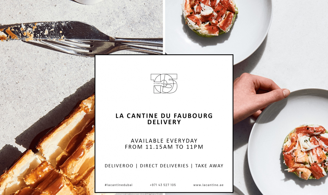 La Cantine has released its playlist on Soundcloud for diners to listen to as they eat.