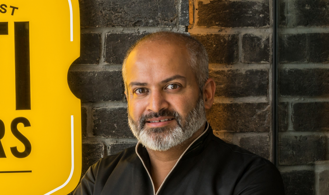 Ahsan Kahlon was speaking at the Caterer Middle East Bitesize Conference