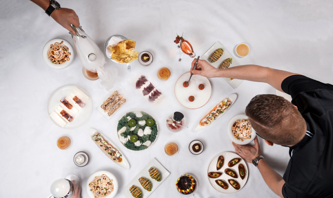 Gregoire Berger will present a modern tapas menu at the new concept