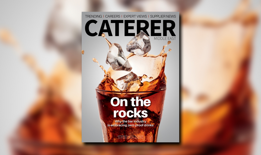 The September issue is out now