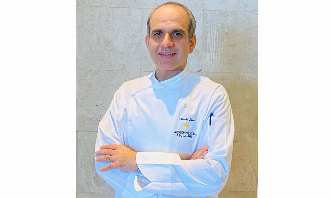 Intercontinental dubai, New hire, Appointment, Executive chef