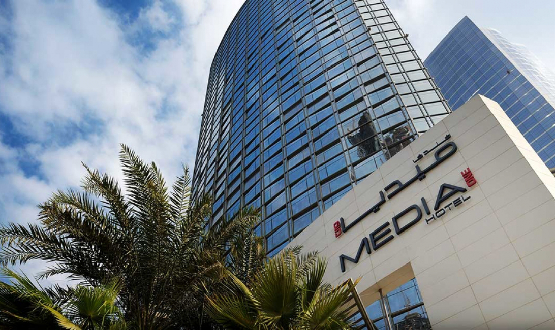 Media One Hotel in Dubai