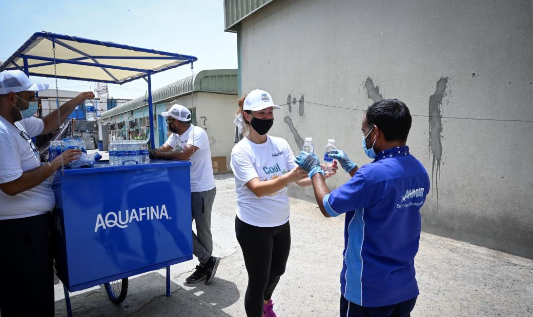 PepsiCo, UAE, Charity, Donation
