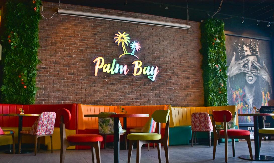 Palm bay, Club vita mare, Palm jumeirah, Dubai, New opening